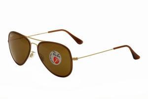 Kính mắt Ray-Ban Men's Polarized Aviator Sunglasses