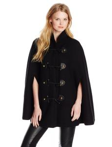 Áo khoác Rachel Zoe Women's Regina Merino Wool Toggle Cape