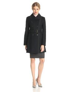 Áo khoác Tommy Hilfiger Women's Wool Double-Breasted Coat
