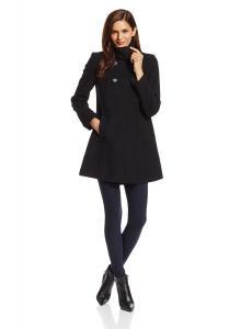 Áo khoác Larry Levine Women's Double-Breasted Plush Coat