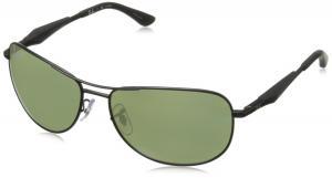 Kính mắt Ray-Ban Men's ORB3519 029/8362 Polarized Aviator Sunglasses