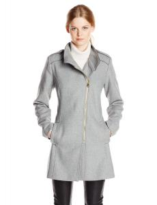 Áo khoác Jessica Simpson Women's Asymmetrical Wool Coat