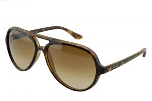 Kính mắt Ray-Ban RB4125 Cats 5000 Oversized Sunglasses