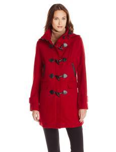 Áo khoác Tommy Hilfiger Women's Missy Wool-Blend Duffle Coat