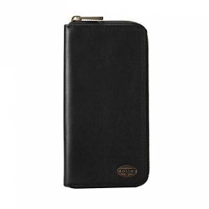 Ví Fossil Estate Long Wallet Black Ml3228001