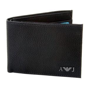 Ví Armani Jeans black boxed wallet S6V66 J8 AJM1198