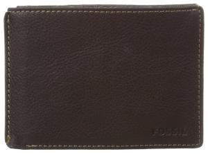 Ví Fossil Men's Mercer International Slim Bifold Wallet