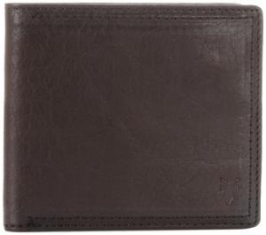 Ví FRYE Men's James Card Tumbled Full Grain Wallet