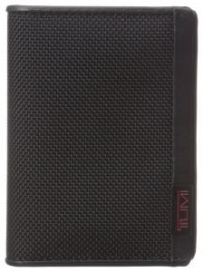 Ví Tumi Men's Alpha Gusseted Card Case with ID