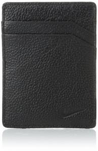 Ví Nike Men's Pebble Leather Front Pocket Wallet