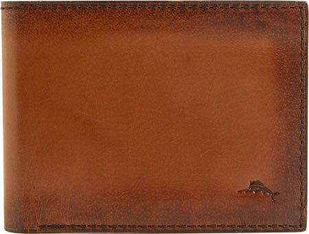 Ví Tommy Bahama Men's Burnished Slim Fold Wallet