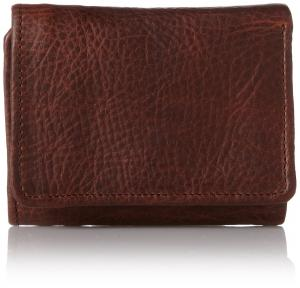 Ví Will Leather Goods Men's Sigfry Trifold Wallet