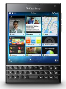 Điện thoại BlackBerry Passport - Factory Unlocked Smartphone - Black