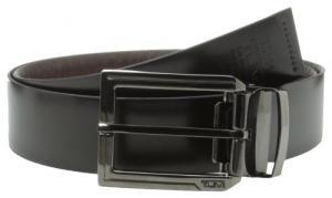 Dây lưng Tumi Men's Signature Leather Reversible Belt