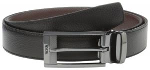 Dây lưng Tumi Men's Pebbled Harness Reversible Belt