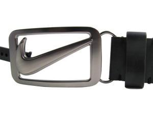 Dây lưng Nike Golf Leather Belt for Men,black, Style #P1103401