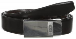 Dây lưng  TUMI Men's Feather Edge Plaque Reversible Belt