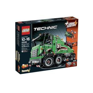Bộ đồ chơi xếp hình LEGO Technic 42008 Service Truck