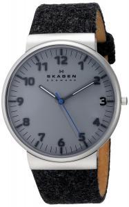 Đồng hồ Skagen Men's SKW6097 Ancher Quartz 3 Hand Stainless Steel Gray Watch