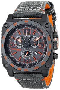 Đồng hồ Citizen Men's AT2288-03H Drive from Citizen MFD Analog Display Japanese Quartz Grey Watch
