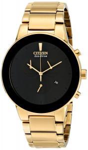 Đồng hồ Citizen Men's AT2242-55E Axiom Analog Display Japanese Quartz Gold Watch