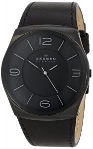 Đồng hồ Skagen Men's SKW6043 Havene Quartz 3 Hand Stainless Steel Black Watch