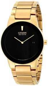 Đồng hồ Citizen Men's AU1062-56E Axiom Analog Display Japanese Quartz Gold Watch