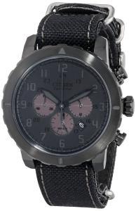 Đồng hồ Citizen Men's CA4098-06E Military Analog Display Japanese Quartz Black Watch