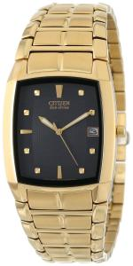 Đồng hồ Citizen Men's BM6552-52E Eco-Drive Gold-Tone Stainless Steel Watch