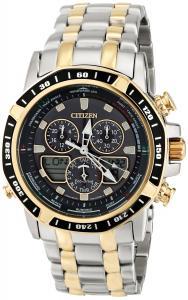 Đồng hồ Citizen Men's JR4054-56E Sailhawk Analog Display Japanese Quartz Two Tone Watch