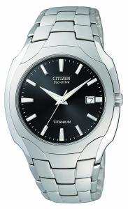Đồng hồ Citizen Men's BM6560-54H Eco-Drive Titanium Watch