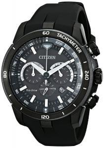 Đồng hồ Citizen Men's CA4157-17E Ecosphere Analog Display Japanese Quartz Black Watch