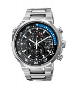 Đồng hồ Citizen Men's CA0440-51E Eco-Drive Endeavor Chronograph Watch