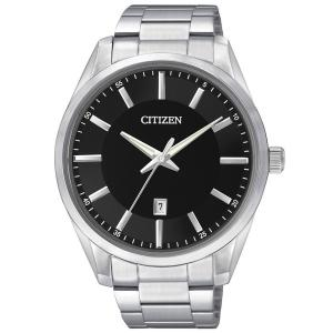 Đồng hồ Citizen BI1030-53E Men's Black Dial Watch