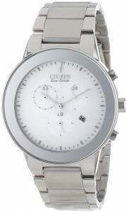 Đồng hồ Citizen Men's AT2240-51A  Eco-Drive Axiom Chronograph Watch