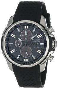 Đồng hồ Citizen Men's Drive from Citizen Eco-Drive AR 2.0 Stainless Steel Chronograph Watch