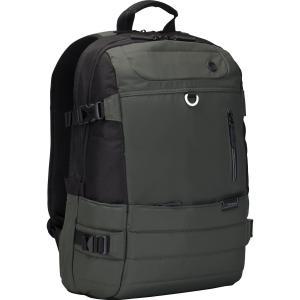 Targus Pewter Backpack for 16-Inch Laptops, Sage (TSB77801US)