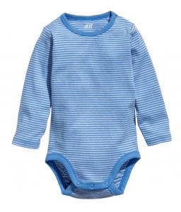 Áo trẻ em Long-sleeved Bodysuit