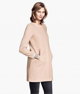 Áo khoác nữ Textured Woven Coat