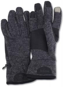 Găng tay Timberland Men's Ribbed Knit Wool Blend Glove with Touchscreen Technology