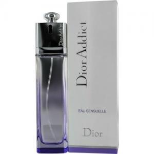 Nước hoa DIOR ADDICT EAU SENSUELLLE by Christian Dior EDT SPRAY 3.4 OZ (NEW PACKAGING) - WOMEN