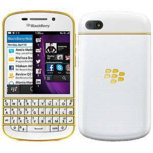 BlackBerry Q10 Gold 16GB, phiên bản đặc biệt của Q10