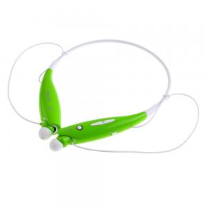 Tai nghe Green HV-800 Wireless Bluetooth Music Stereo Universal Headset Headphone Vibration Neckband Style for iPhone iPad Samsung