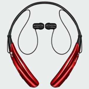 Tai nghe LG Tone Pro HBS-750 Wireless Bluetooth Stereo Headset - Red