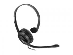 Tai nghe Cellet Universal Premium Mono 3.5mm Hands-Free Headset with Boom Microphone- Black
