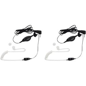 Tai nghe Motorola 1518 Surveillance Headset with PTT Mic