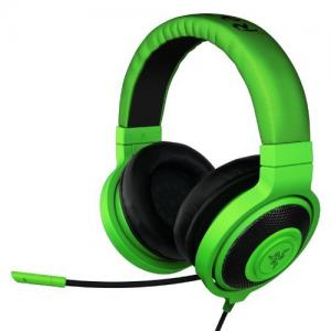 Tai nghe Razer Kraken PRO Over Ear PC and Music Headset - Green - Manufacturer Refurbished