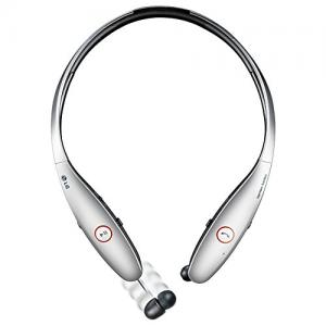 Tai nghe LG Electronics TONE INFINIM Bluetooth Stereo Headset - Retail Packaging - Silver