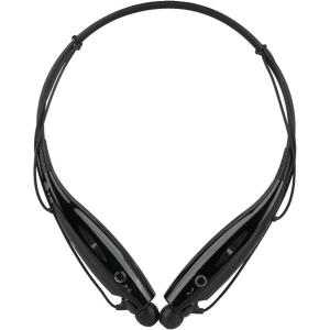 Tai nghe Lg Electronics Tone+ Hbs-730 Bluetooth Headset - Retail Packaging - Black
