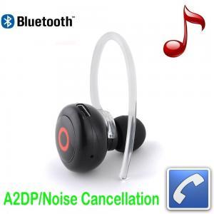 Tai nghe Lentenda Smallest Music + Phone Calls Hands-free Stereo Bluetooth Mini Earphone Headset (black)